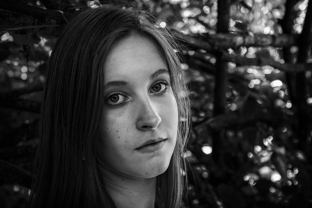 Eyes tell stories