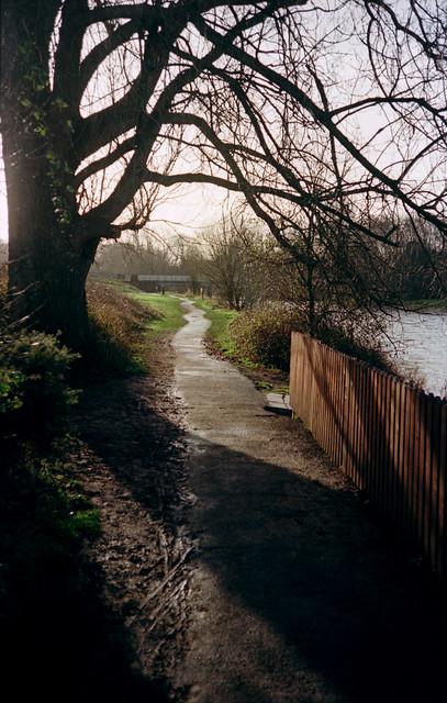 River Boyne walkway
