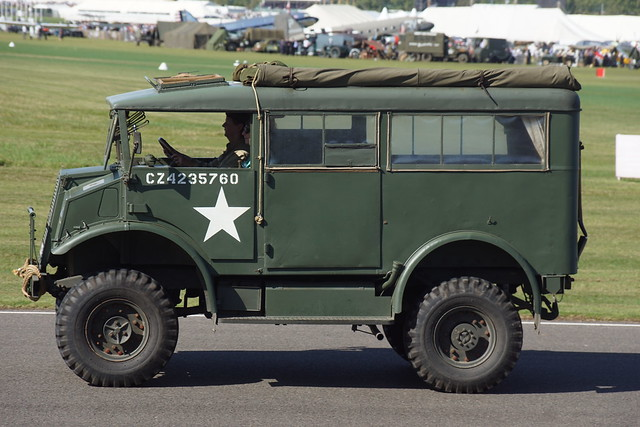 75th Anniversary of the Normandy Landings, D-Day Commemoration, Goodwood Revival Meeting