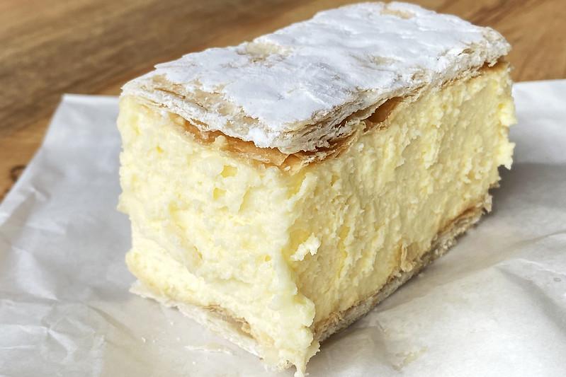 Vanilla slice: Heatherbrae's Pies