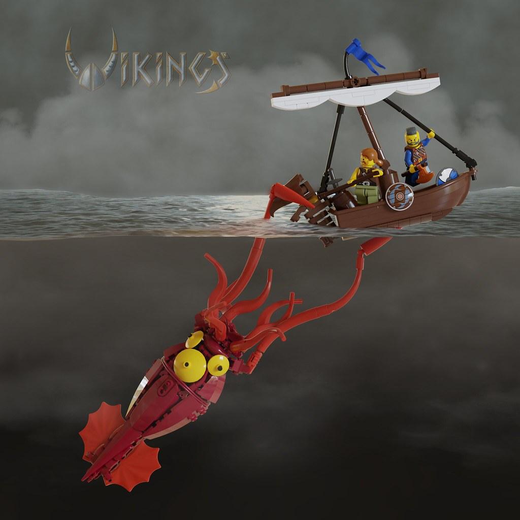 Krakenveiðar