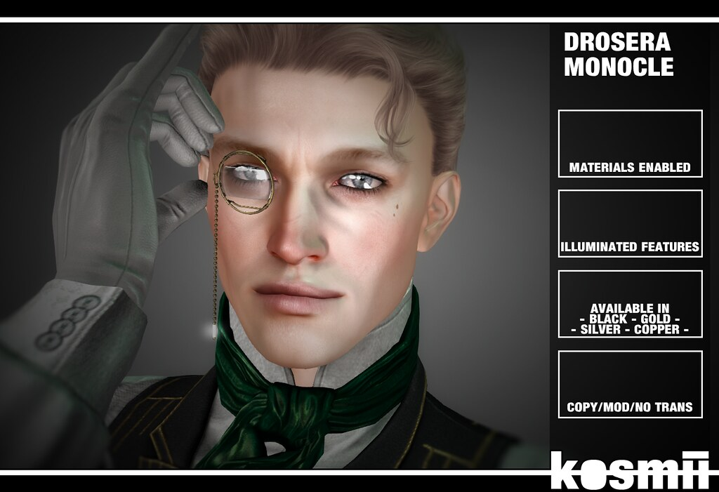kosmii :: Drosera Monocle