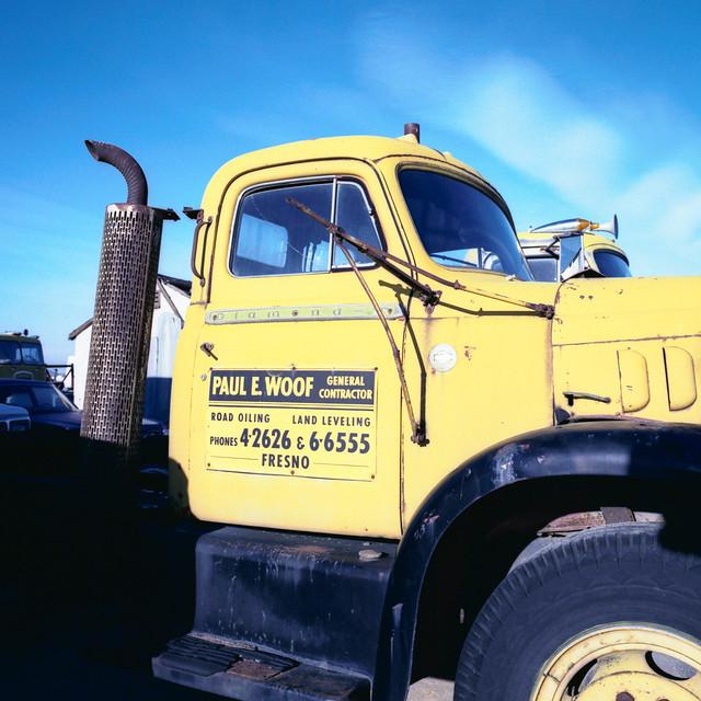 road oiling (xpro). mojave desert, ca. 2011.
