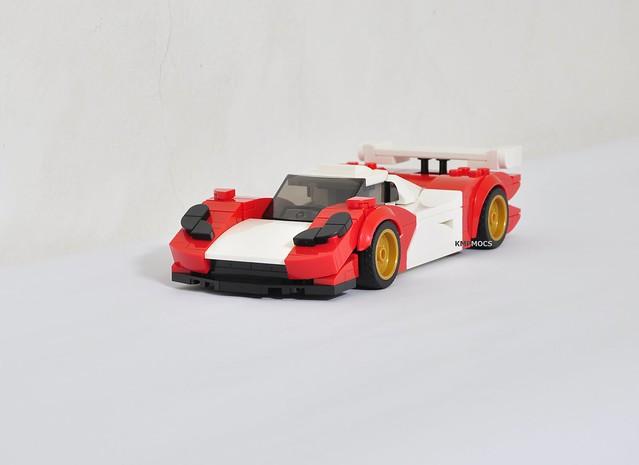 Porsche 911 GT1 98