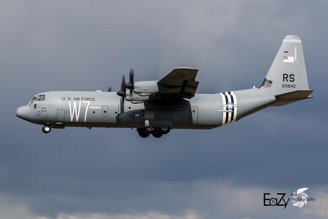 16-5840 United States Air Force Lockheed Martin C-130J Hercules
