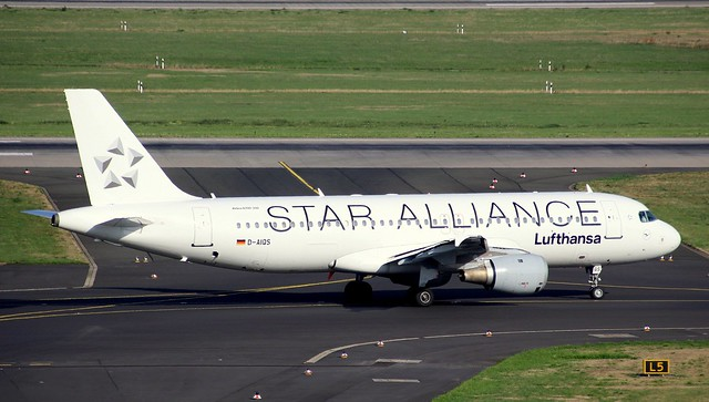 Lufthansa, D-AIQS,MSN 401,Airbus A320-211, 08.09.2018,DUS-EDDL, Düsseldorf