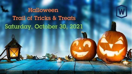 Halloween Trail of Tricks & Treats