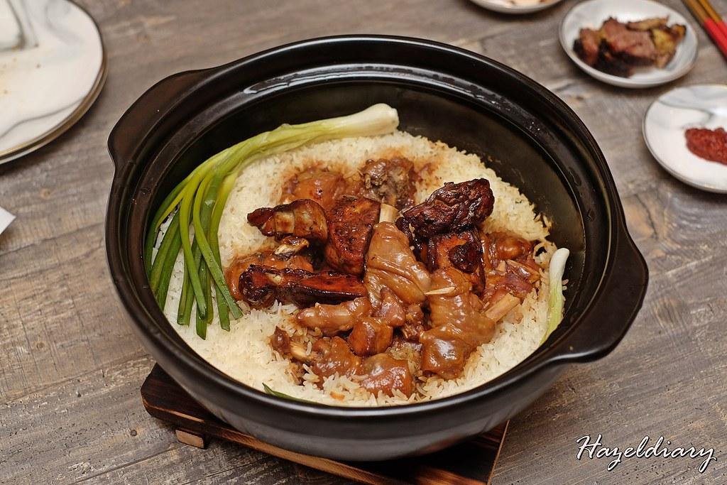 Holy Crab Arcade-Smoking Pot Chicken Claypot Rice