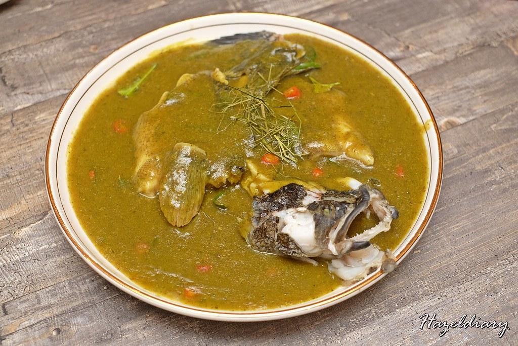 Holy Crab Arcade-Green Assam Fish