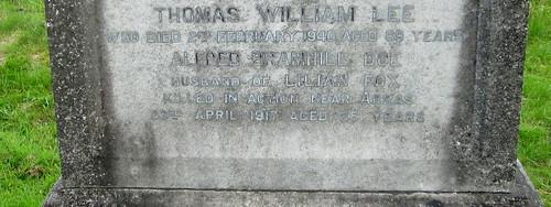 War Inscription, Errol