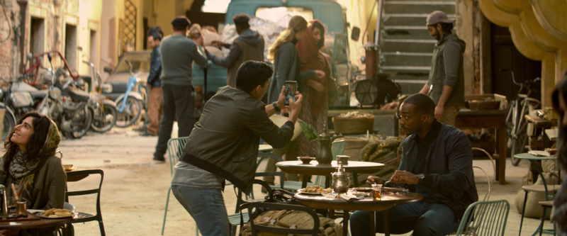 El bar en Tunisia