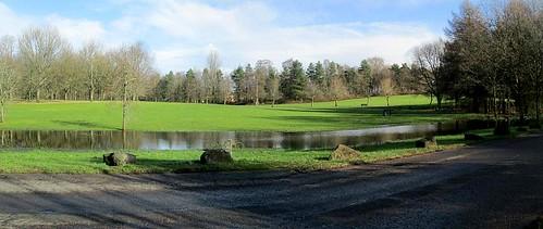 Flooded Ground, Balbirnie Park