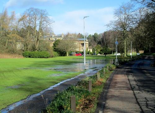 Balbirnie Park Flood