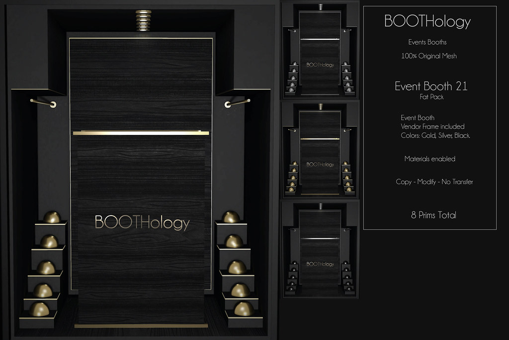 Bothology - Event Booth 21 - MOM Event
