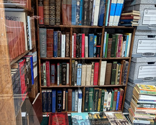 Bouquiniste Bookshop, St Andrews