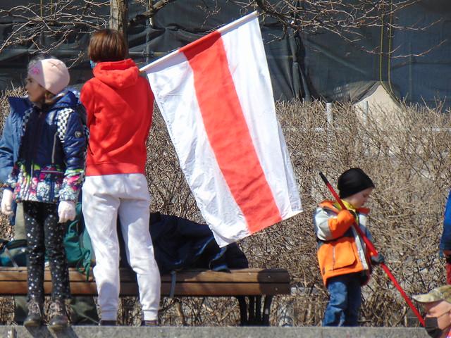Belarusian White-red-white flag