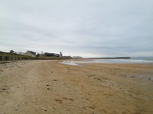 St Andrews beach, Fife