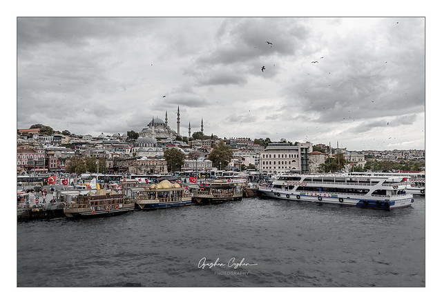 Istanbul -  Golden Horn