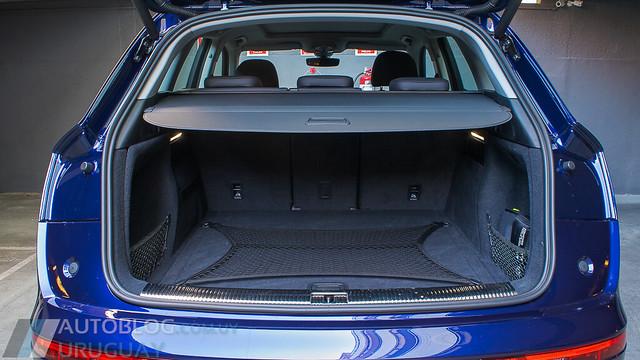 Contacto Audi Q5 45 TFSI 2.0 MHEV Advanced Plus S tronic quattro