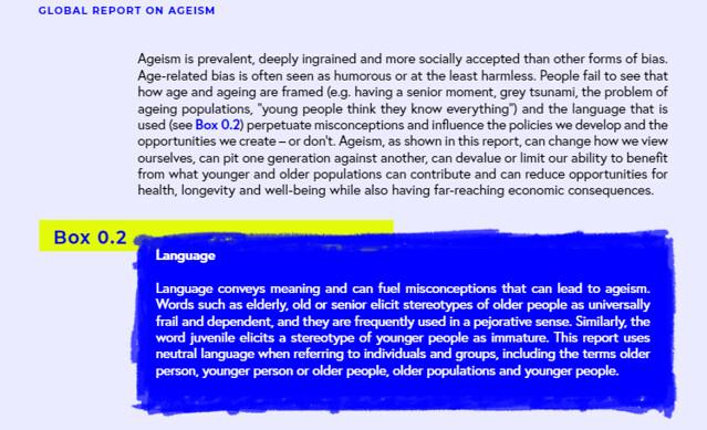 Campaign Against Ageism - ex1