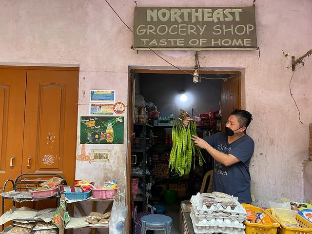 City Hangout - Northeast Grocery Shop, Chirag Delhi