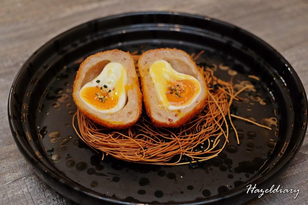 Holy Crab Arcade-Scotch Egg