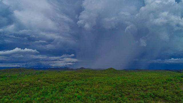 Outback Rainstorm - Jan 9, 2021