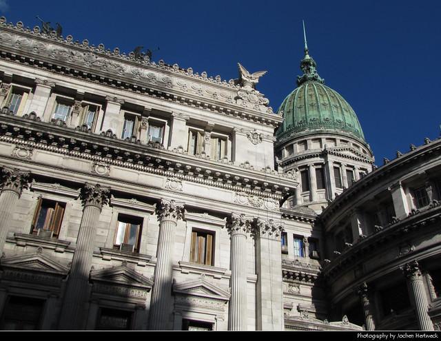 Palacio del Congreso, Buenos Aires, Argentina