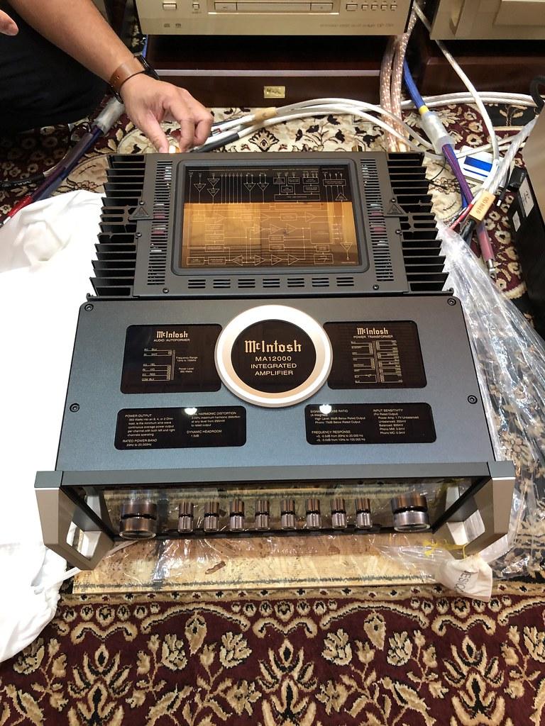 Anpli Mclntosh MA-12000
