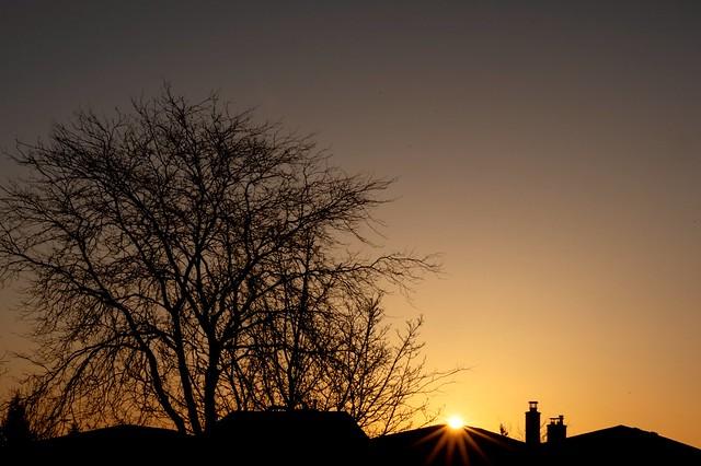 Urban Sunrise - Good Morning Mississauga and World - Explored