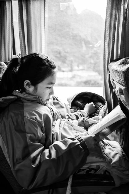 The schoolgirl
