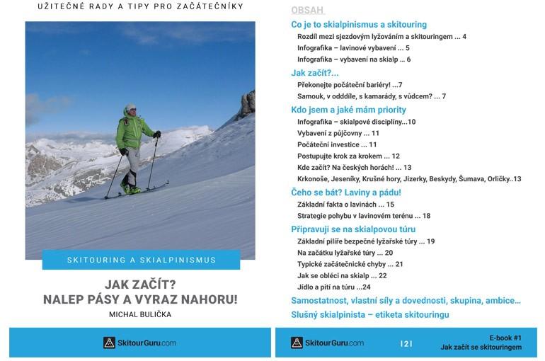 Stahuj nový e-book Jak začít se skialpem