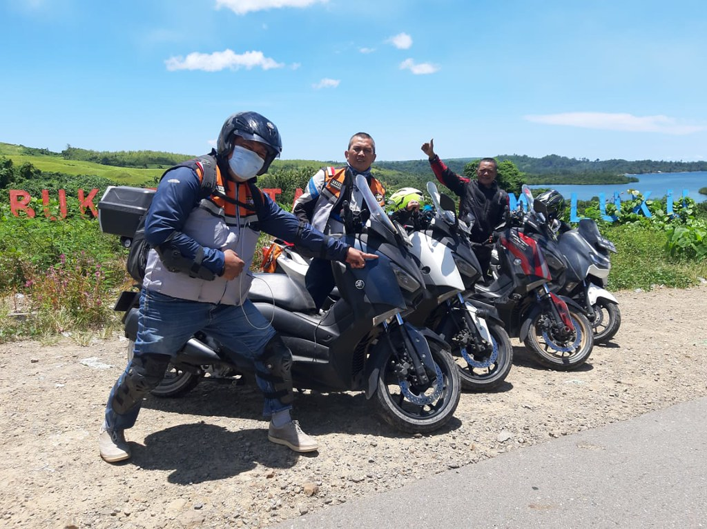 Virtual Touring Maluku