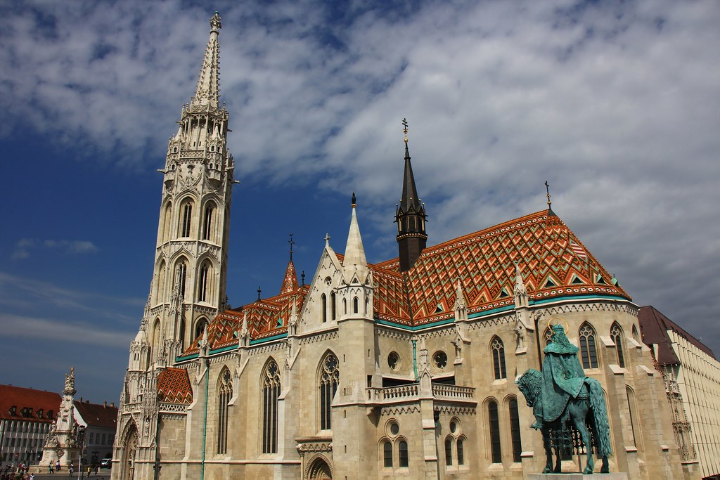 Matthias Church - Buda Hungary (45)