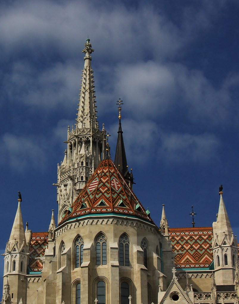 Matthias Church - Buda Hungary (32)