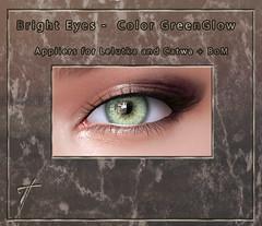 Tville - Bright Eyes *greenglow*