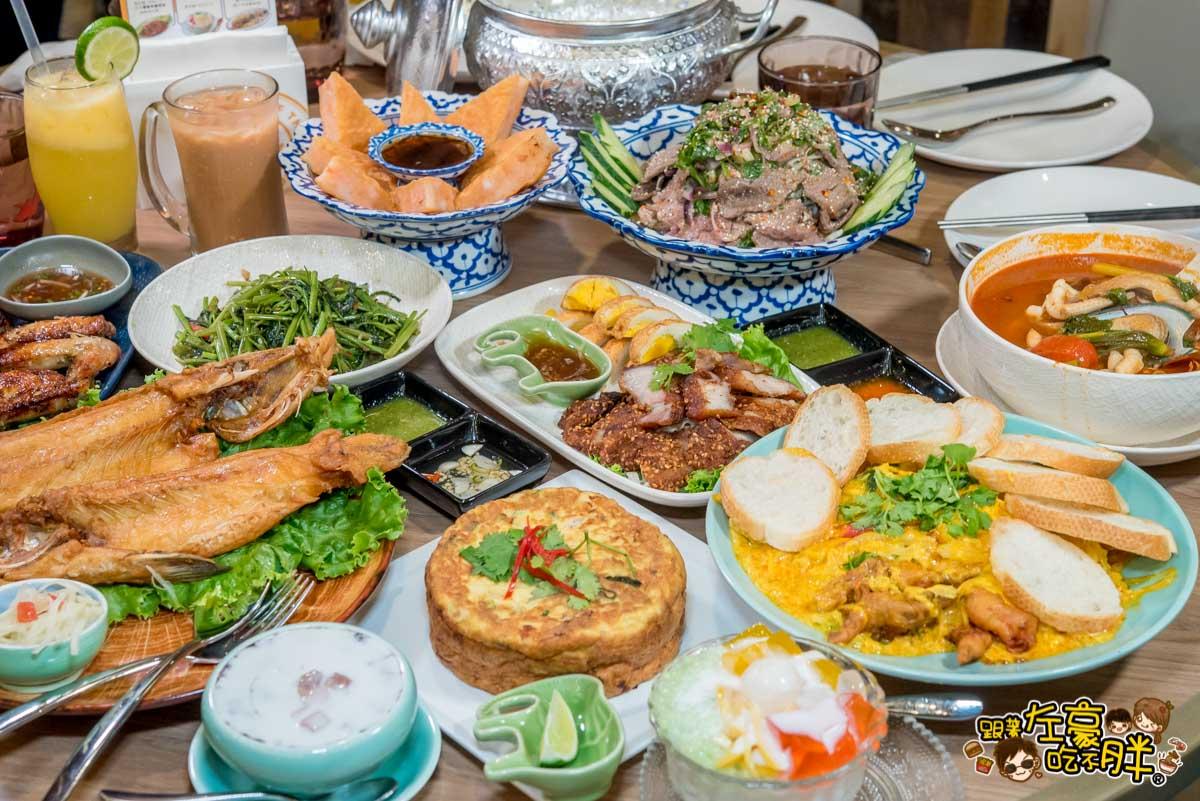饗泰多Siam More泰式風格餐廳 義享天地美食 -31