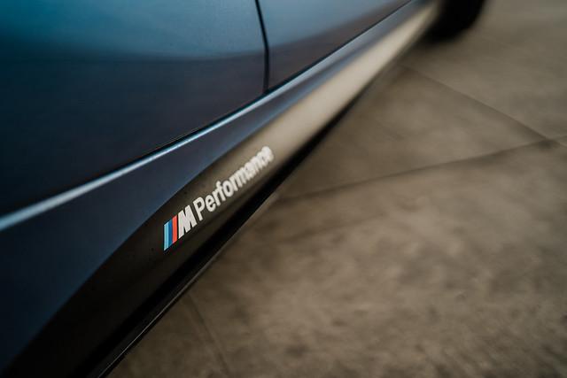 BMW M PERFORMANCE DIESEL