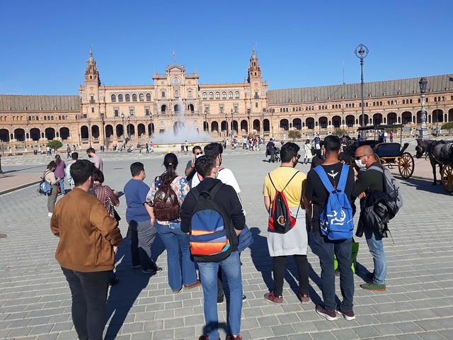 2021_Salida a Sevilla del Club de Iniciativas Juveniles