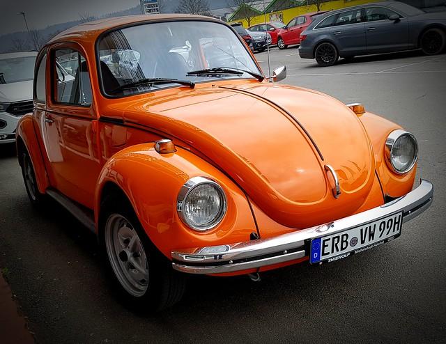 VW Oldi