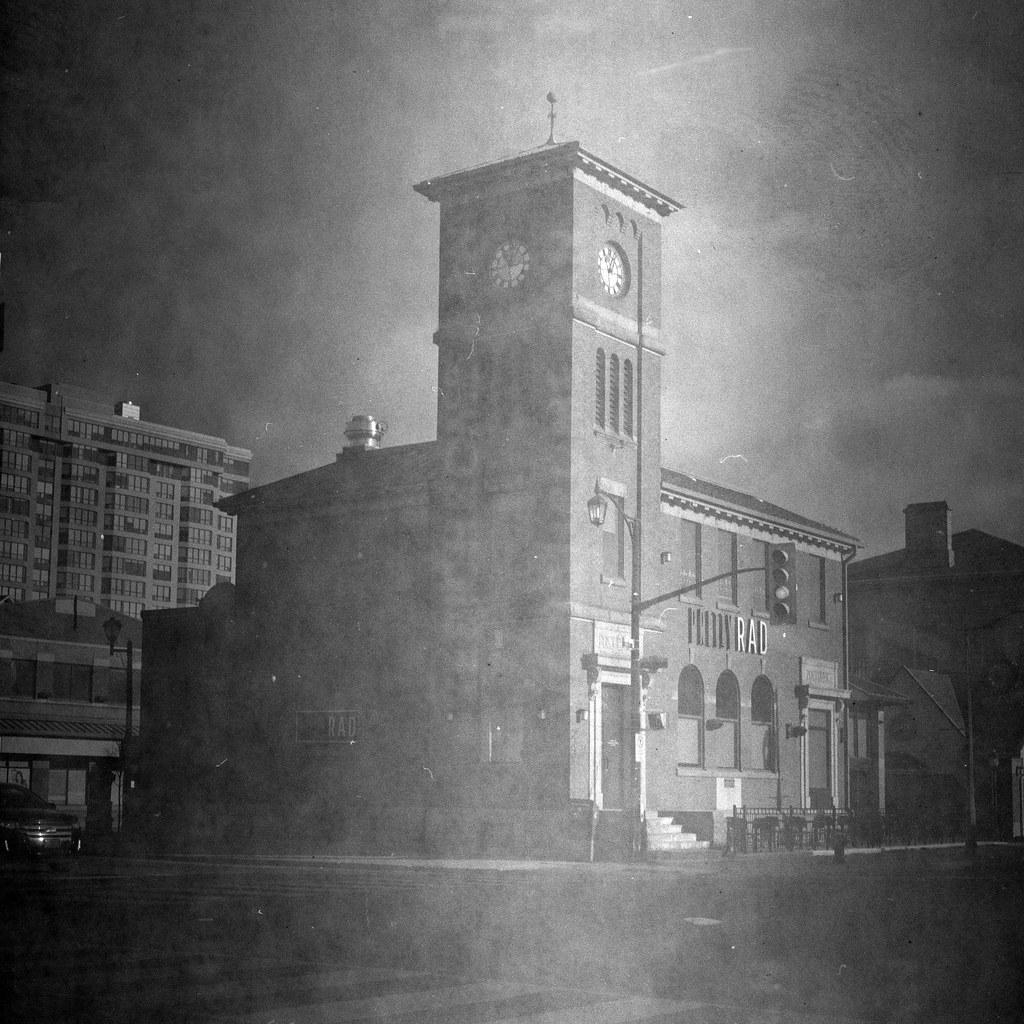 Expired Film Day 2021 - Fog & Verichrome