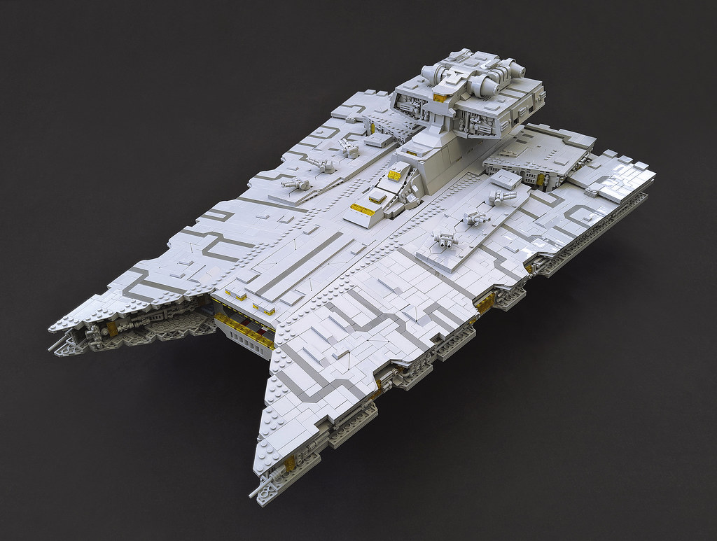 MOC - Gladiator Class Star Destroyer