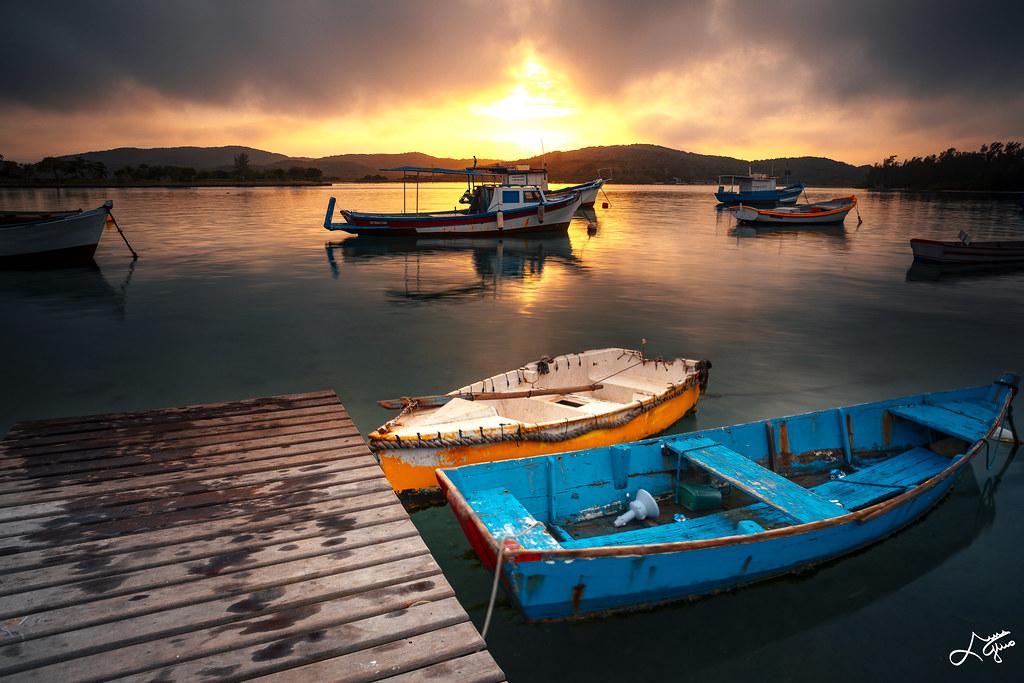 Sunrise at Cabo-Frio