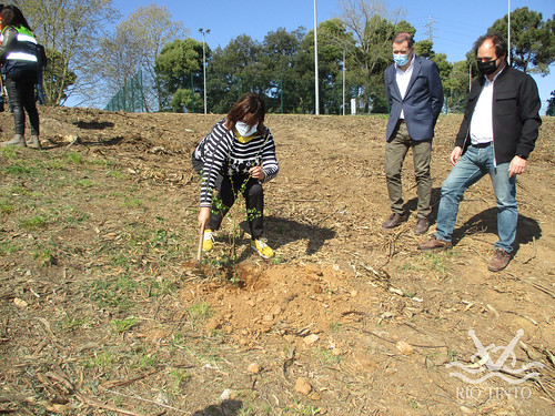 2021_03_22 - Quinta das Freiras - Plantação de 120 árvores (141)