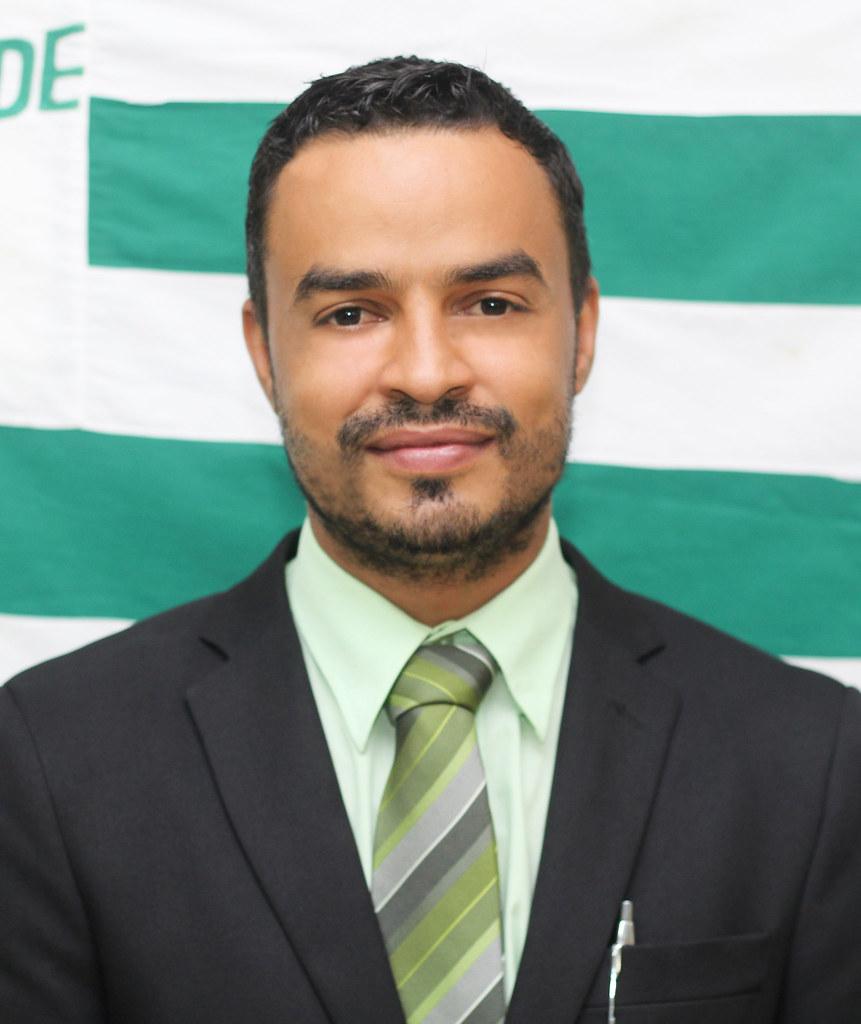 Erro ao Carregar foto do vereador Thiago Bernardo de Souza