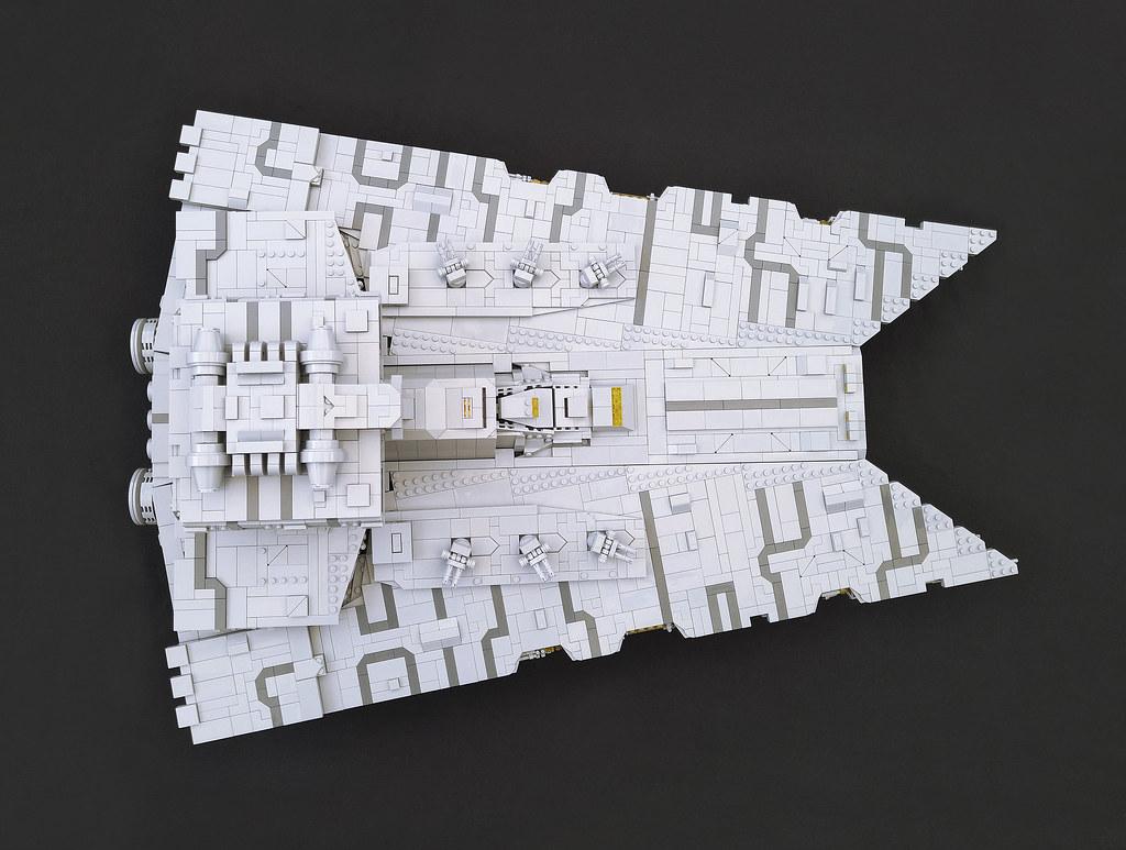 MOC - Gladiator Class Star Destroyer