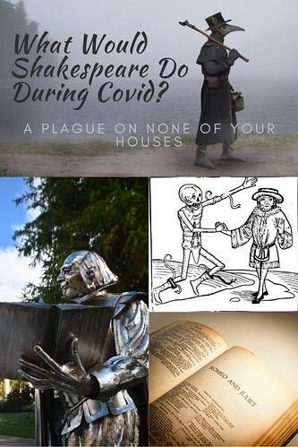 What Would Shakespeare Do During Covid? A Plague on None of Your Houses