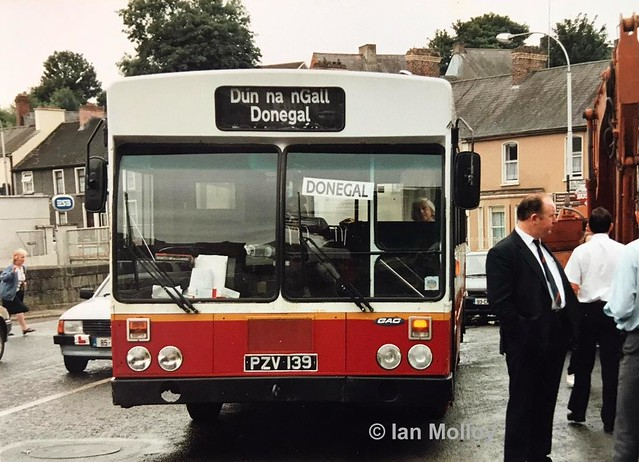 Bus Éireann KR139 (PZV139).