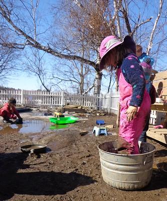 bucket O mud