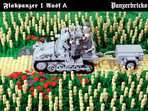 Flakpanzer I Ausf A de Panzerbricks